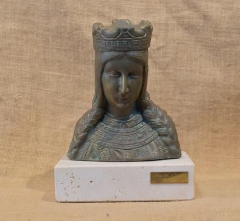 Bust Mitjà Bronze