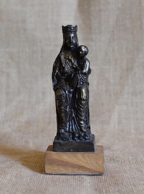 Mare de déu Petita Bronze
