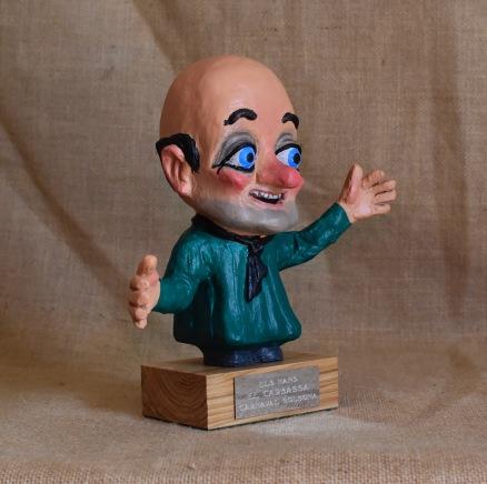 Nan Carbassa escultura