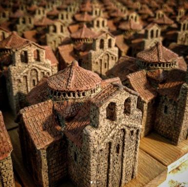 Rèpliques d'ermites romàniques