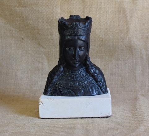 Bust Marededéu Petit Negre